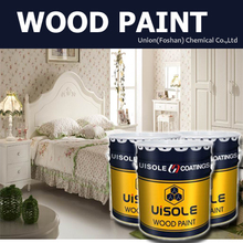High gloss white wood furniture paint lacquer