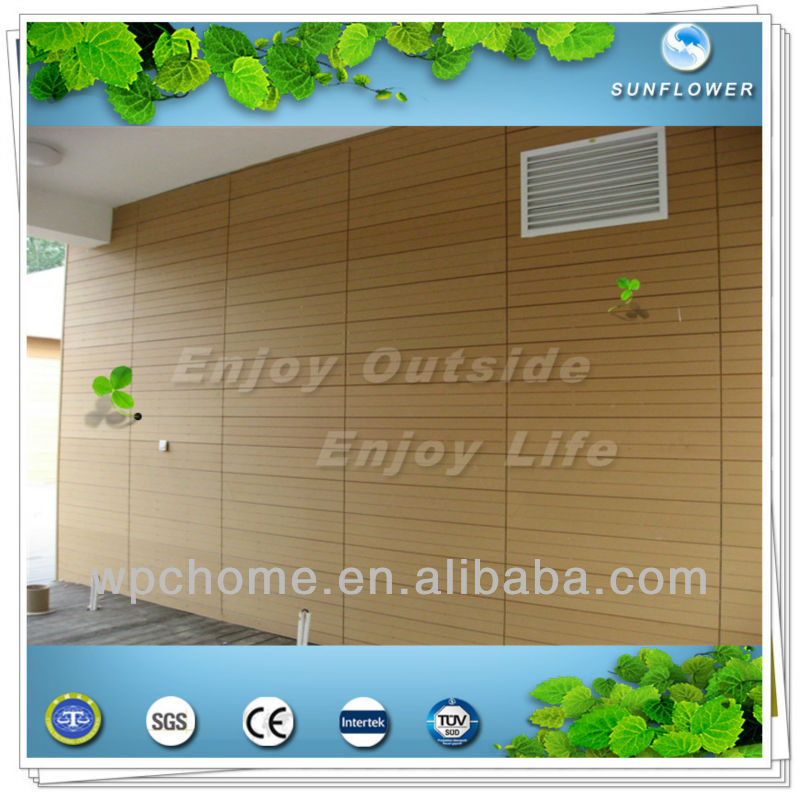China manufacture wall panel wpc