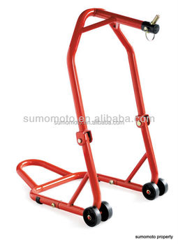 Universal Motorcycle Steel Material Front lift Head lift Stand Fork Lift Paddock Stand SMI3020