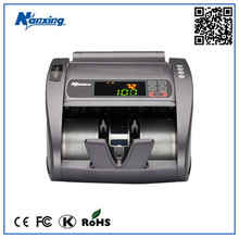 Indian Currency Valuta Money Counter UV MG IR for Rupee INR