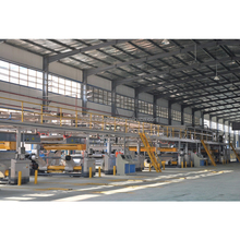 china manufacturer corrugated cardboard production line/paper making machinery /carton box
