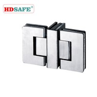 sus304 stainless steel hinge for glass panel