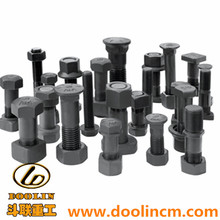 Excavator and Bulldozer Undercarriage Parts Track Pad Nut Supplied