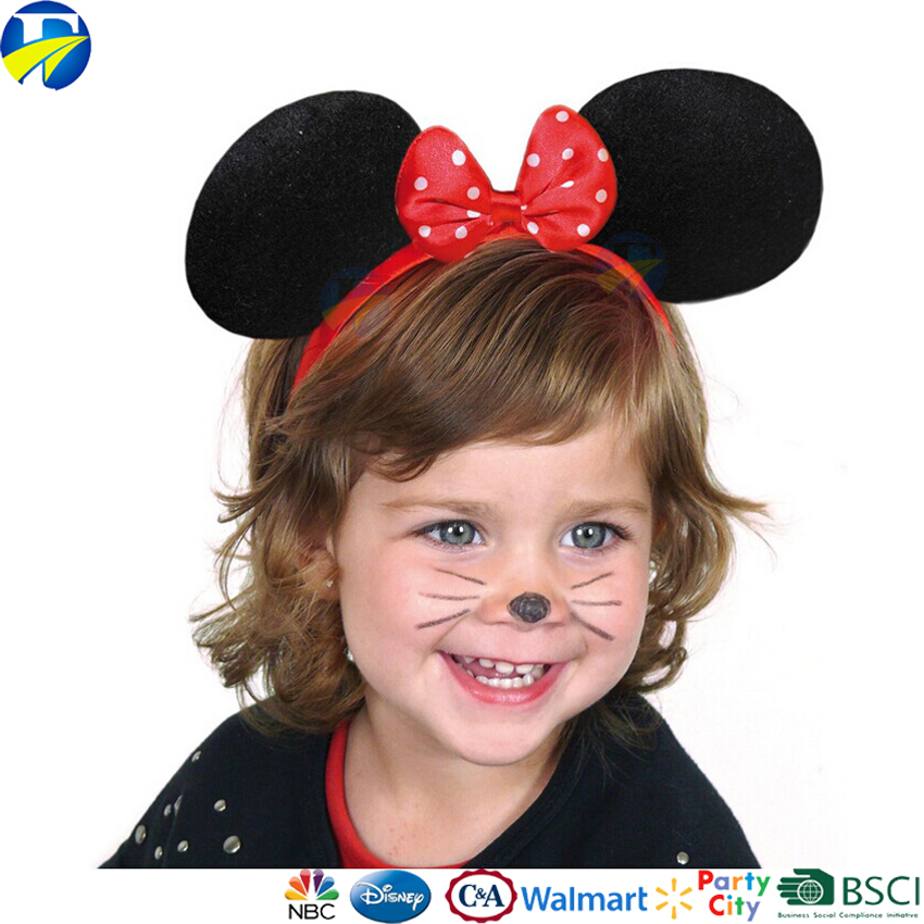 FJ brand hot sale cute kids headband bows baby headband