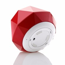 Diamond Shaped Bluetooth Speaker, Portable Mini Wireless Speaker for iphone 6/iPad Mini 2 / iPad Mini / iPad Air