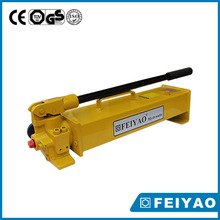 Economical Ultra High Pressure Aluminum Titanium Alloy Hand Operated Hydraulic Pump