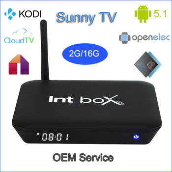 Best digital stream tv box amlogic s905 2gb 16gb google android 5.1 smart tv box G7 wifi ap6335 KODI xbmc