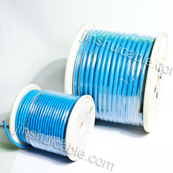 7 core Aluminum conductor electrical wire with IEC standard