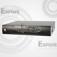 CCTV - 8 channels digital video recorder with internet viewing