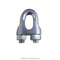 Din 741 Malleable Wire Rope Clips