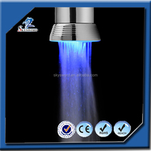 2017 Automatic Bathroom Plastic LED Faucet Light / LED kitchen Tap Light / Sensor Faucet light