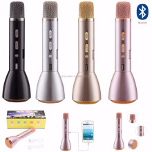 Best Wireless Speaker Microphone K088 Karaoke Microphone Bluetooth Speaker Bluetooth MIC
