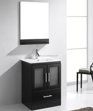 Man Made Mirror Bathroom Vanity Cabinets With DTC Accessories