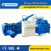 Y83/T-125Z automatic hydraulic steel wire metal baling baler machine