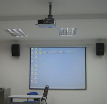 automatic drop down projector screen