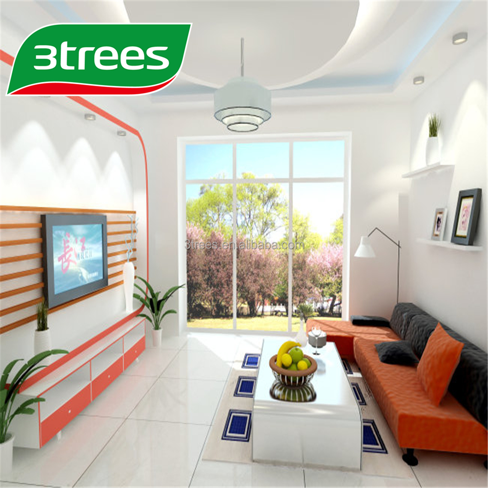 3TREES Super Hide Low Sheen Matt Washable Interior Wall Paint