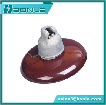 Factory ANSI 52-10 Cement Porcelain Insulator