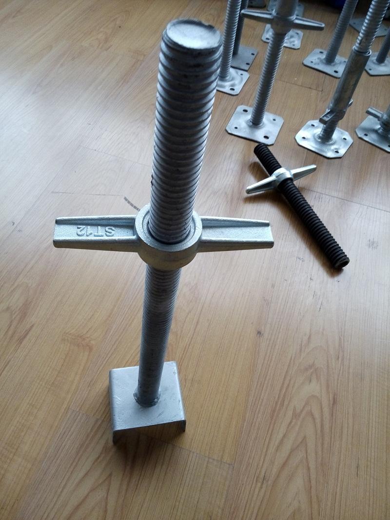 Adjustable U Head : Adjustable u head screw shoring jack view high quality