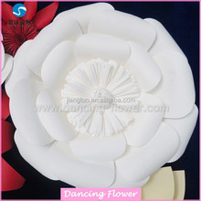 White Colorful Paper Rose For Wedding (WFAG-72)