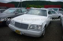 1994 Used japanese cars Mercedes Benz 400SEL RHD
