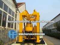 Small Truck-mounted Type , 200m-Depth , HFT200 water well drilling motor for Geological Exploration
