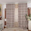 European american style curtain,blackout fancy window curtains