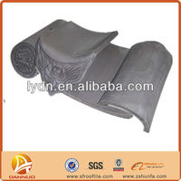 Chinese classical full set roofing tile used in buildings