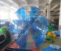 2/2.5/3m diameter inflatable water running ball