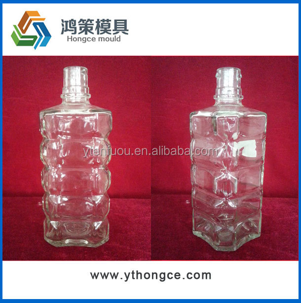 China brand mold fabricating glass bottles