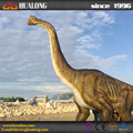 Best factory,8M long moving long neck dinosaur