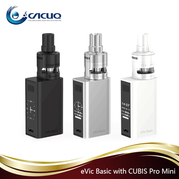 100% Original Joyetech EVIC basic with cubis pro mini with Best Deal and Fastest Shipping