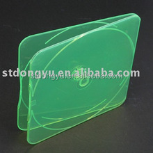 4.4mm CD Case Slim Square Clear PP