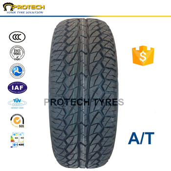 All terrain Passenger Car Tire 255 60 18