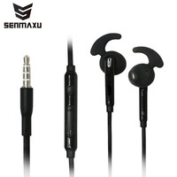 In-ear headset for Samsung Galaxy S7 wired headset mobile earphone