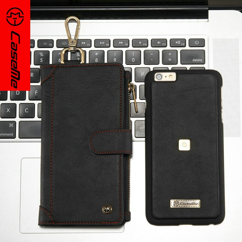 Mobile Phone Accessories Leather Wallet Case for iphone 6 case