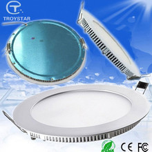 10W New Led Panel Light with CE RoHs certification 80lm/w Round 160mm panel lights
