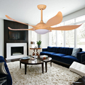2018 Electric Power Source and Metal Material 52'' Ceiling Fan with remote light