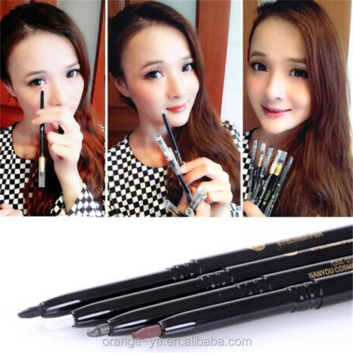 12 colors morphe eyeshadow single eyeshadow pencil waterproof