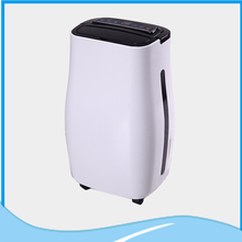 OL20-266E 20L/D Removable Water Tank Portable Low Noise Move Dehumidifier With Wheels