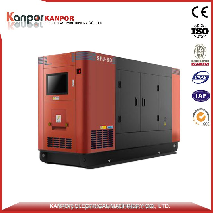 Hot sale open type 97.2A water cooled electric silent diesel power generation