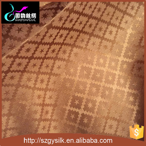 brocade silk fabric lurex silk brocade fabric