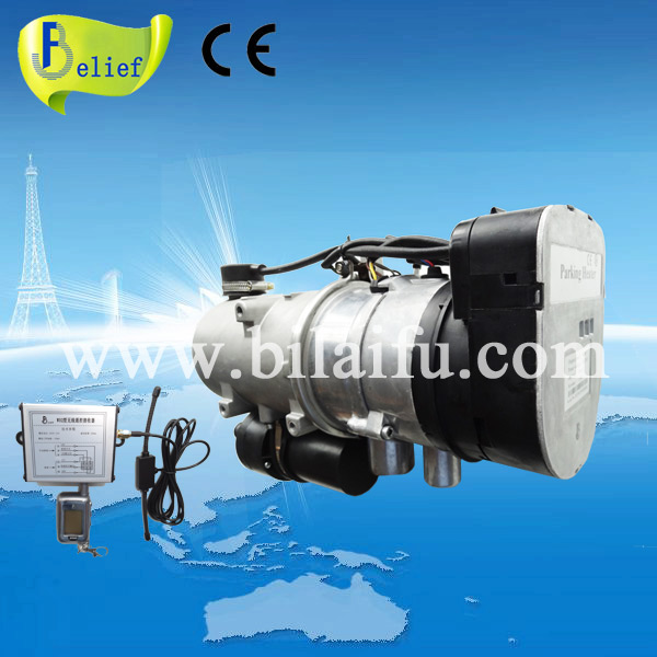 Belief Popularized 9KW 24V Diesel Liquid Parking Heater for Trucks and Bus