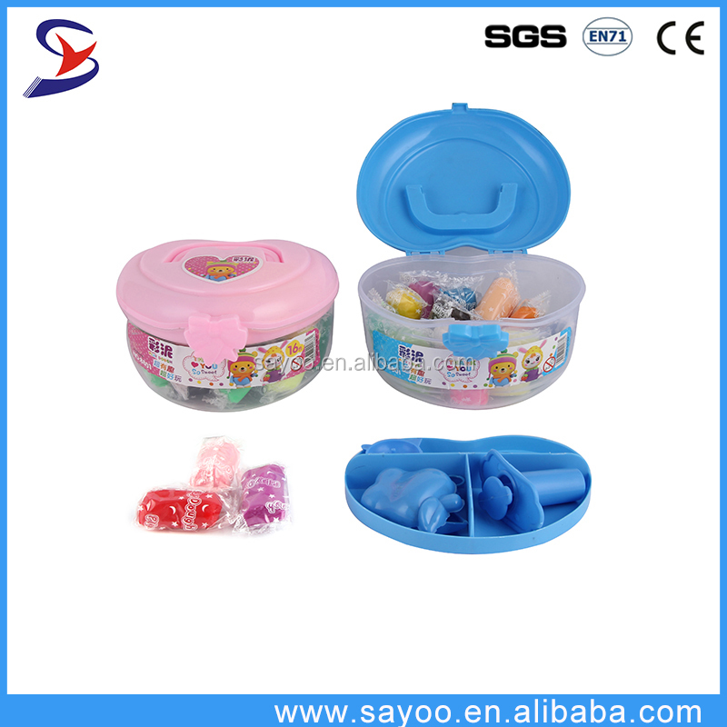 School stationery Non-toxic safe Modeling clay