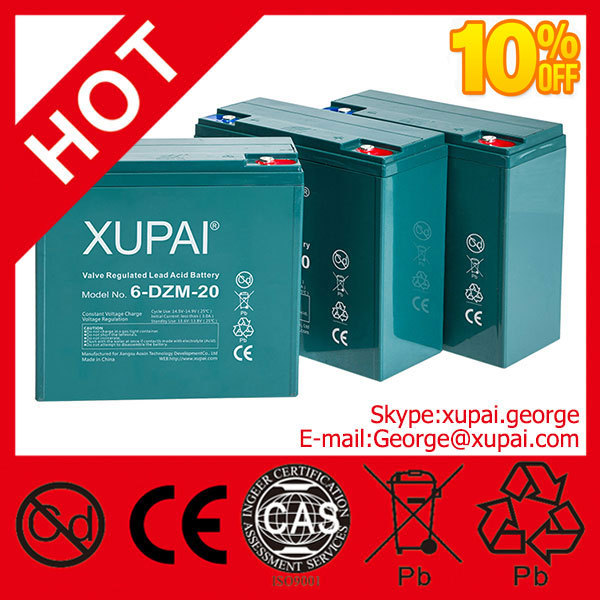 12v 20ah e-bike Lead Acid Battery 12v 20ah Battery india
