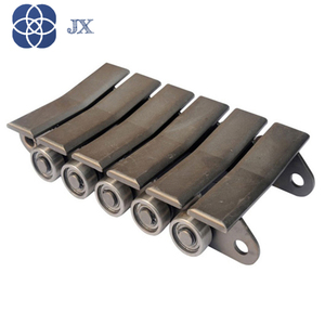 P63 paper mill conveyor chain