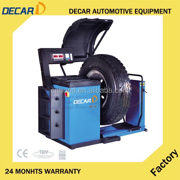 wheel balance machine price