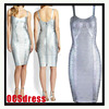 girl fashion design bandage dress