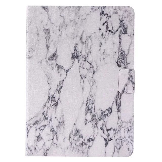 "Marble Pattern PU Leather Flip Case for Apple air 2 mini 4 1 2 3 2 3 4 Pro 9.7"" 12.9"" Case Stand Case"