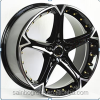 Beautiful design 4,5,6,8,10/12 Hole and 13-26 inch Diameter 12 inch rims all kinds of finished