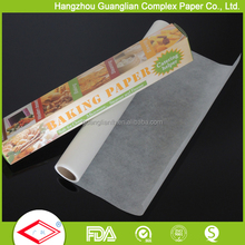 Baking Purpose 40gsm Greaseproof Cooking Paper